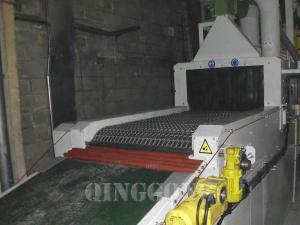 mesh belt shot blasting machine 1